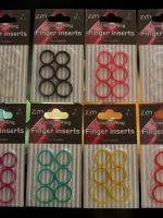 Zen Master Scissor Finger Rings for hairdressers and barbers