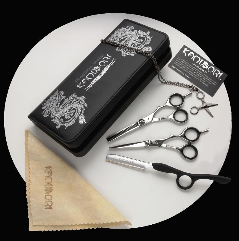 Kamisori Hairdressing Kit