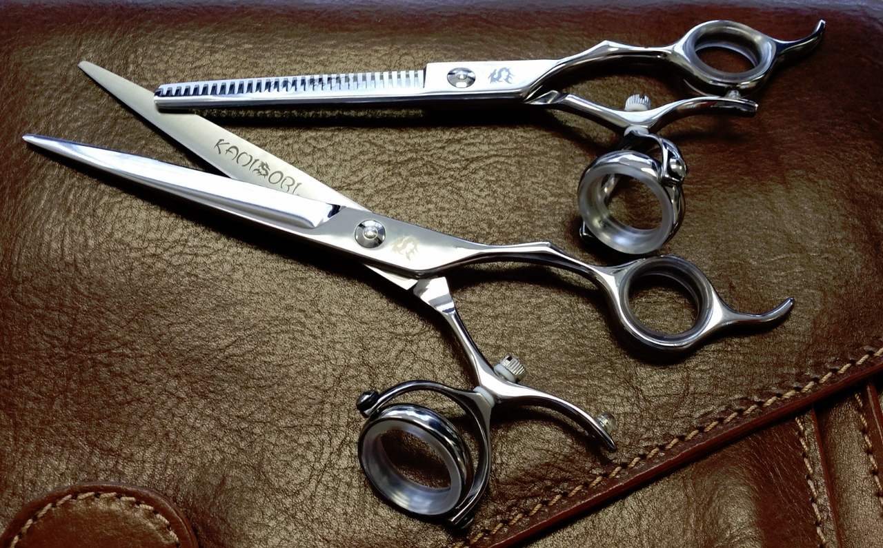 Kamisori Revolver Hairdressing Set