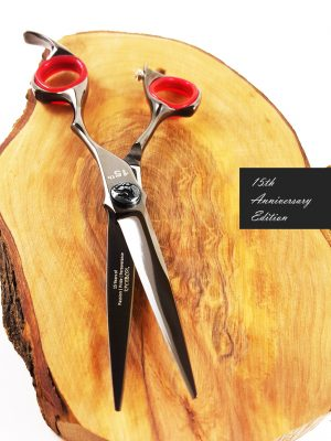 KAMISORI 15th Year Anniversary Shears - Perserverance