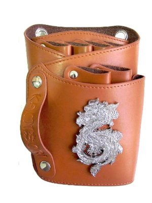 KAMISORI Dragon holster for hairdressing scissors shears and tools