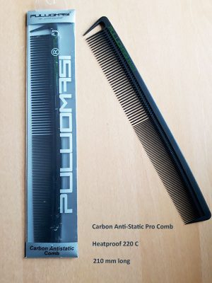 Carbon Anti-Static Heat Resistant Cutting Comb
