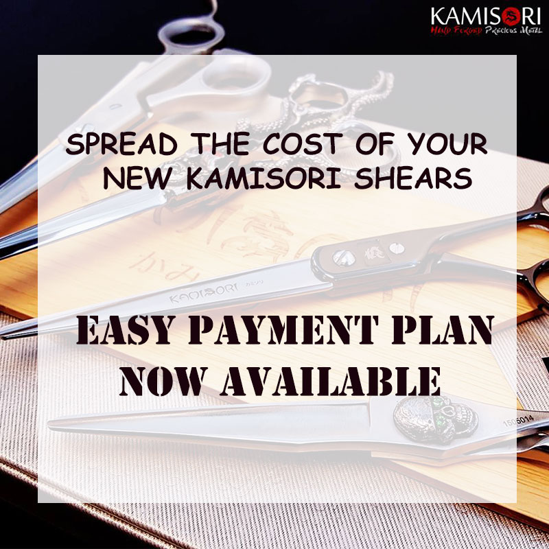 Hairdresser Scissors and Barber Shear Payment Plan Financing
