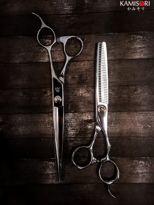 Kamisori Barber Shears Ultimate Set
