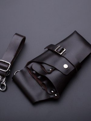 Real Leather Hairdresser and Barber Holster