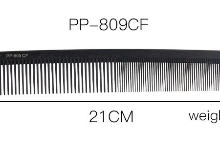 Carbon Hairdressing Combs Rigid